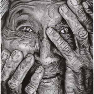 Despair | Original Portrait